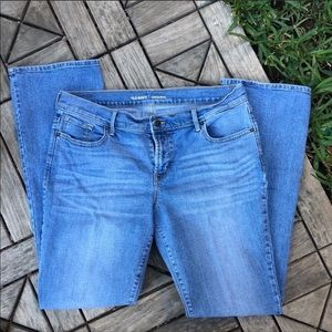 Old Navy Straight Leg Jeans Size 10